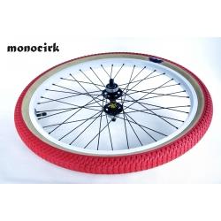 """roue 24"""" + pneu"""
