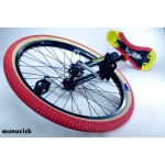 monocycle 24""