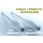 mirage blanche