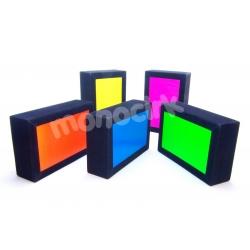 boîte fluo x1