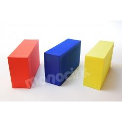 3 boîtes mousse