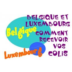 envoi en Belgique