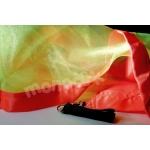 drapeaux organza