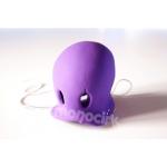 nez pochtron violet