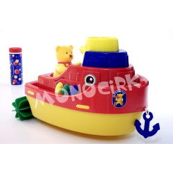 bateau à bulles
