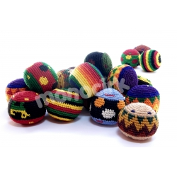 65 mm rasta crochet